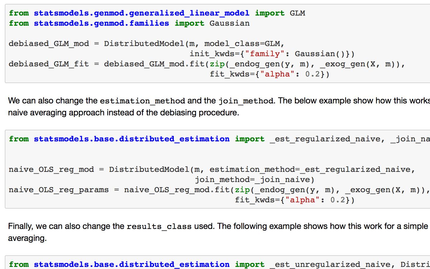 Statsmodels Examples — statsmodels v0 11 0dev0+413 ge6632b646